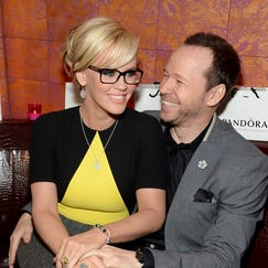 PHOTOS: Jenny McCarthy, Donnie Wahlberg together