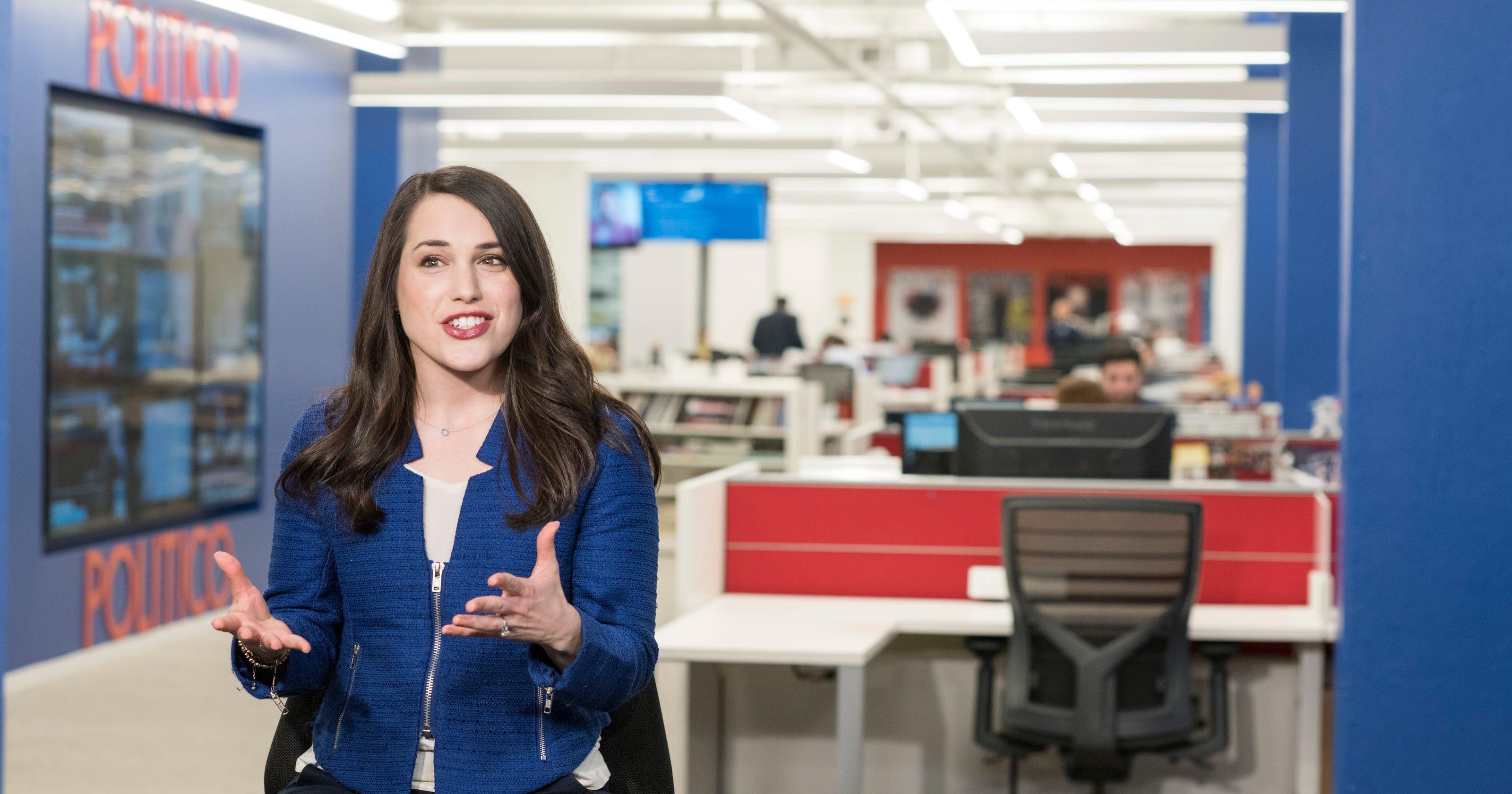 Hadas Gold, a Scottsdale-raised political reporter, joins CNN