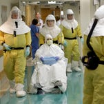 Inside Methodist's new 'Ebola unit'