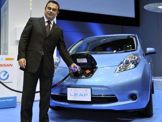 Depreciation hits electric cars hard