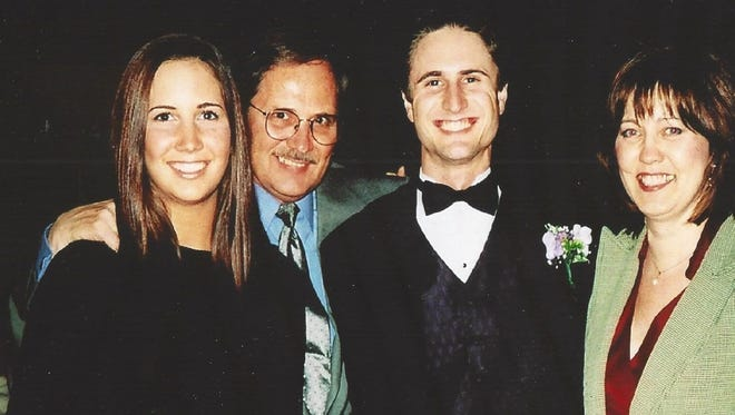 Thirteen years ago, Danny Sciarretta lost his battle with heroin. His family recalls county judge candidate as caring and effective.