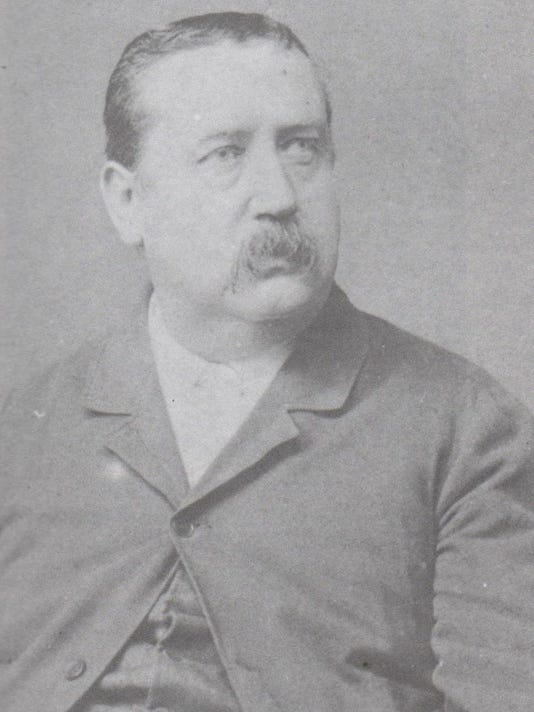 Joseph Engles first mayor Smyrna