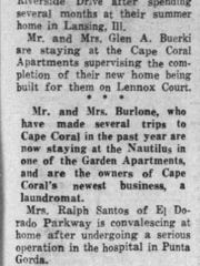 The Cape Coral column that appeared in the News-Press