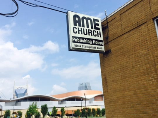 The AMEC Sunday School Union has operated from the 1.59 acres at 500 Eighth Ave. S. for decades.
