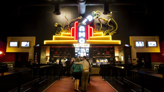 An Alamo Drafthouse location in Austin, Texas.