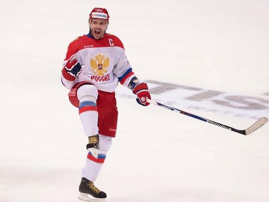 FILE - In this Dec. 19, 2015, file photo, Russia's