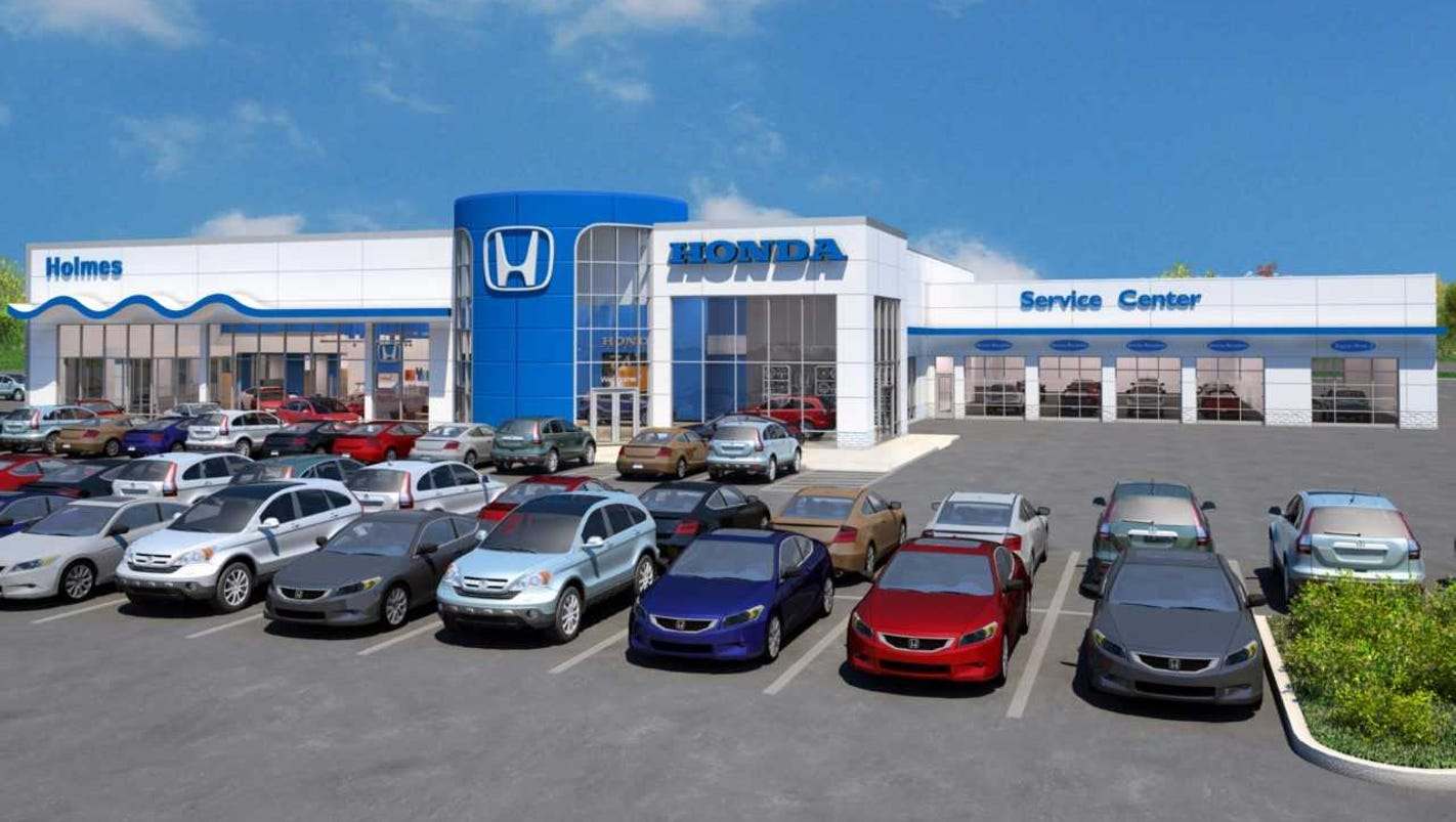 Car Dealerships In Shreveport La >> Holmes Honda to open Bossier City dealership