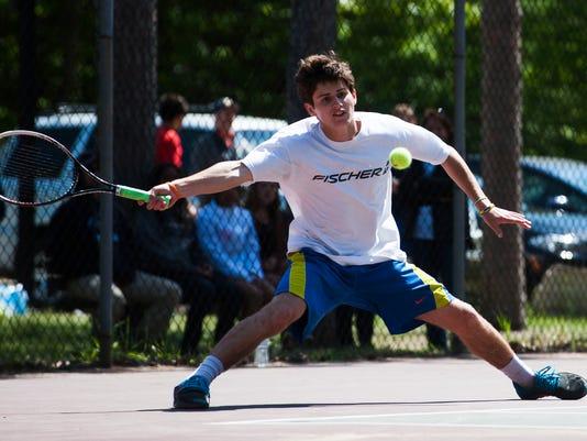 High School Boys Tennis Championship 05/23/15