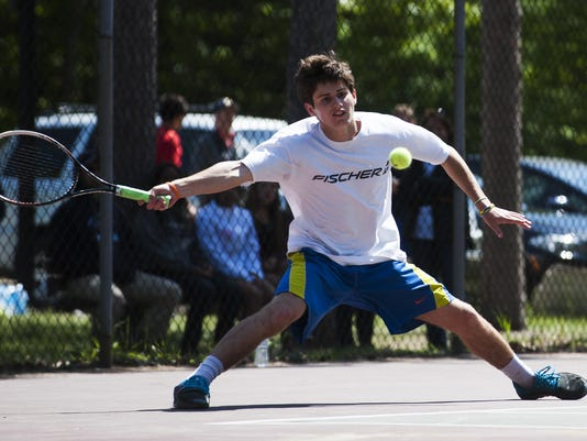 High School Boys Tennis Championship 05/23/15