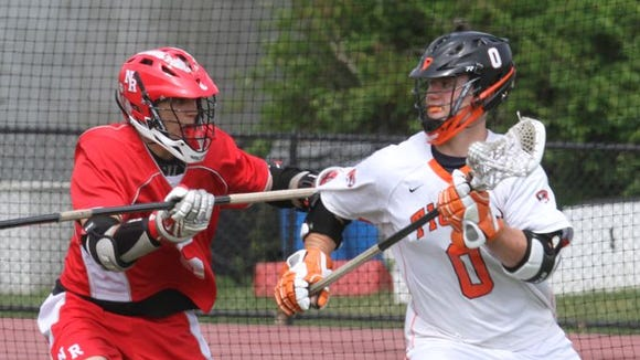 White Plains attackman is the lohud boys lacrosse player of the week.