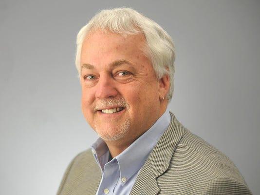 Capital Gazette editor Rob Hiaasen identified as victim of shooting at newspaper