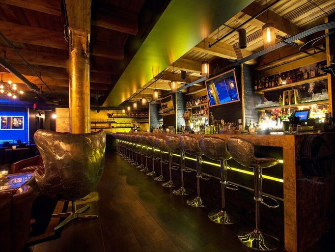 The Bassment is a speakeasy in Chicago's River North