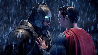 The Razzies took aim at Batman (Ben Affleck) and Superman (Henry Cavill), giving 'Batman v Superman: Dawn of Justice' four worst-of awards.