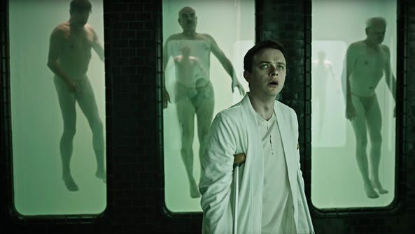 "Dane DeHaan stars in the creepy ""A Cure for Wellness."""