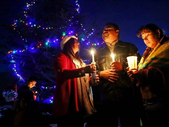 "The ""Christmas in the Park"" tree lighting and camera vigil will be on Dec. 3 in Closter Park."