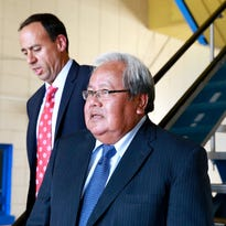 Former Navajo officials sentenced in court