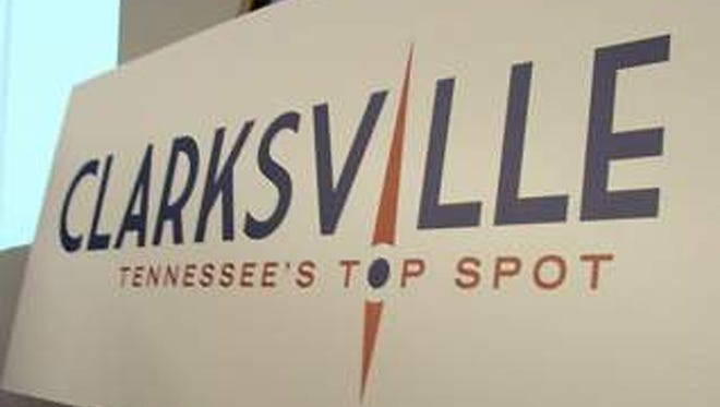 City of Clarksville logo