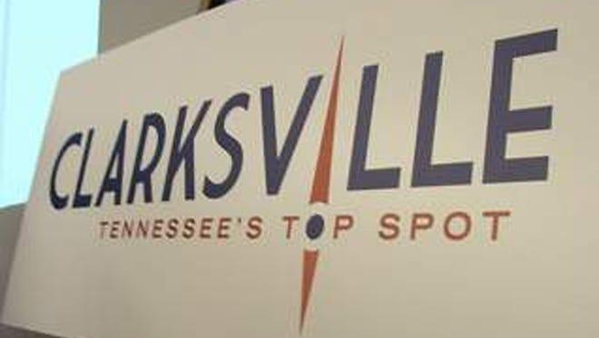 City of Clarksville logo