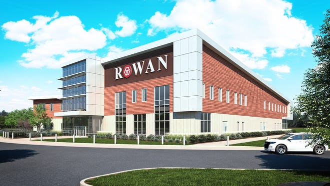 A state-of-the-art Student Success Center will become the centerpiece of a campus transformation at Rowan College at Burlington County in Mount Laurel.