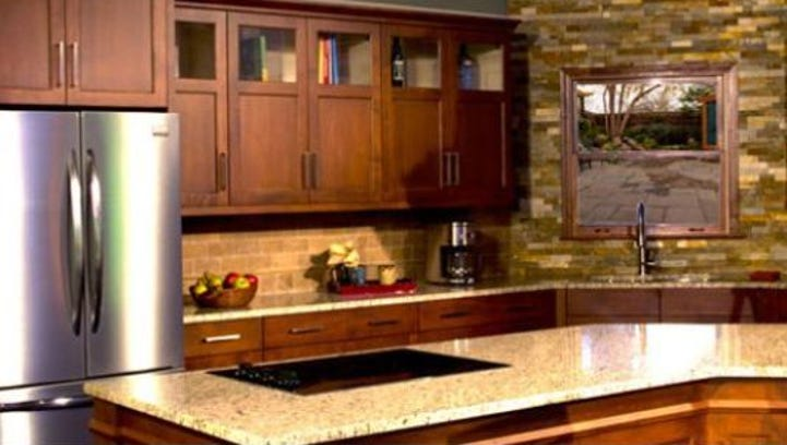 stock photo: WFMY News 2 Kitchen