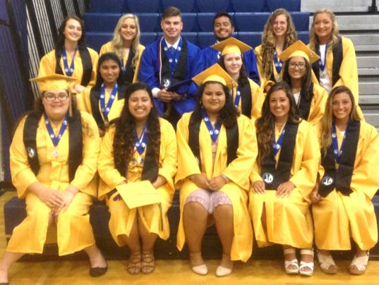 2016 Sussex Central IB Students