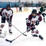 PHOTOS: Chatham-Madison vs. Kent Place in girls ice hockey final
