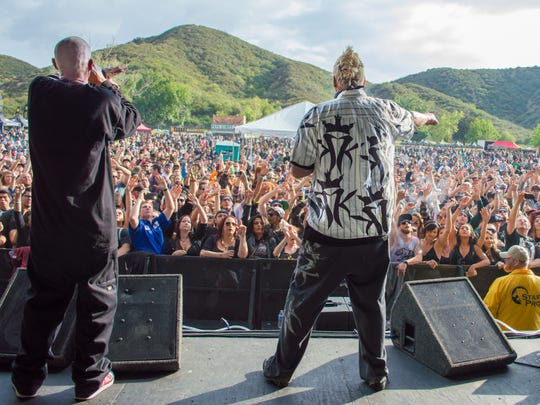 Kottonmouth Kings say their live shows are like a party.