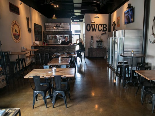 Oil Well Craft Beer is a tasting room in Ave Maria.
