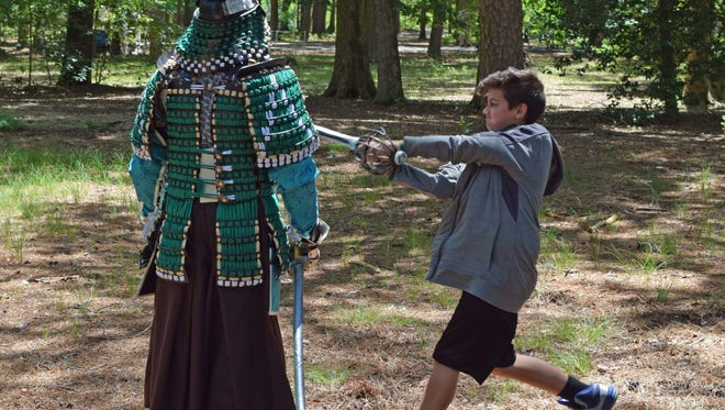 Wheaton Arts and Cultural Center will host Fantasy Faire, a family-friendly festival of medieval folklife and fun, in partnership with Mystic Realms this weekend in Millville.