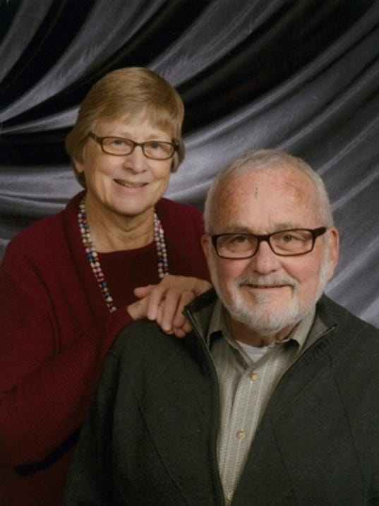 Anniversaries: Jim Altepeter & Pat Altepeter