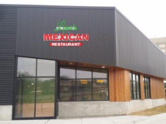 Lina's Mexican Restaurant at 1221 Keosauqua Way, Suite