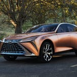 Lexus provides a preview of luxury crossover with LF-1 Limitless concept
