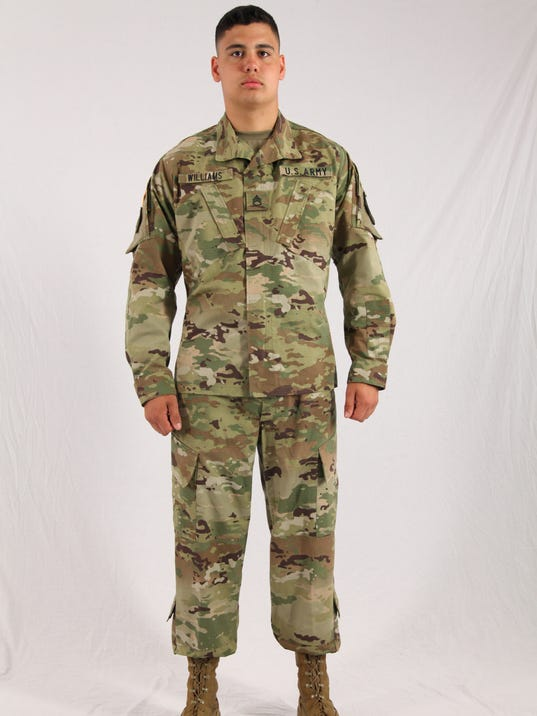 Army S New Camouflage Uniforms Hit Stores July 1