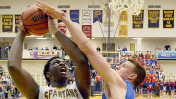 ESPN listed Homestead center Caleb Swanigan at No. 8 in its recent Class of 2015 rankings. He has a Purdue scholarship offer.