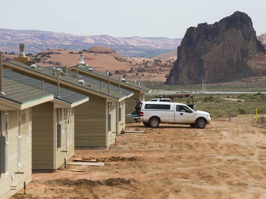 Navajo housing