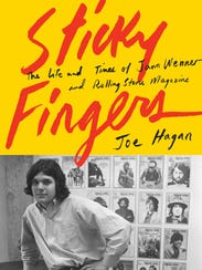 'Sticky Fingers' by Joe Hagan