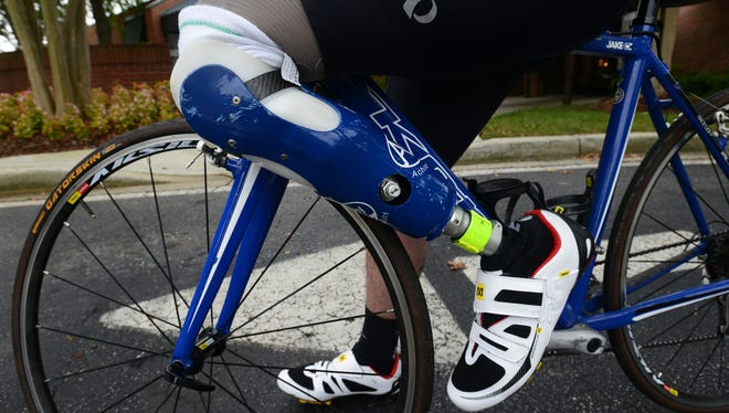 A free adaptive cycling clinic for people with physical or mobility challenges will be held on April 30 at Hubbell Lighting on Millennium Boulevard.