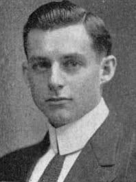 Richard W. Rummell Jr. 1910 Photo courtesy of the University of Pennsylvania Archives .