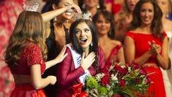 Miss Fort Wayne, Lydia Tremaine, Kendallville, Ind.,