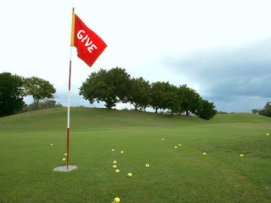 GolfGive