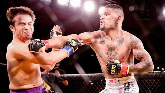 Adrian Cruz is looking for his first fight since suffering