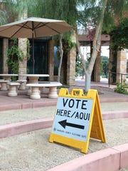 Voters who want to vote for one of the Democratic presidential candidates in Arizonaface a deadline of Feb. 18 to either register or update their registration
