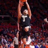 Carsen Edwards' 40-point night carries Purdue basketball past Illinois