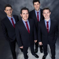 2 harmony quartets to perform at Corning Museum of Glass