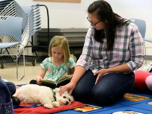 Pet Partners:Read With Me 1