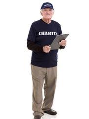 Volunteering keeps people socially engaged.