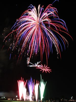 A fireworks show brings the annual Ankeny SummerFest to a close on Day 4 of the four-day event.