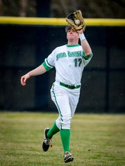 York College's Grant Oberholtzer is the Capital Athletic Conference Baseball Player of the Week.