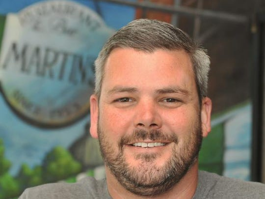 Joseph Stodghill is owner of Martin's Restaurant & Bar in Jackson