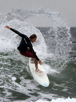 surf report pensacola beach